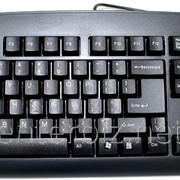 Клавиатура A4Tech KB-720 Black PS/2, код 116594 фото
