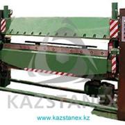 Листогибочная машина ЛГМ 5х2000 фото