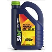Моторное масло SibiMotor Люкс 5W-40 SG/CD фото