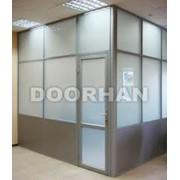 Конструкции алюминиевые, Алюминевые конструкции, Офисные перегородки, Входные группы, фото