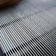 Алюминиевые грязезащитные решетки фото