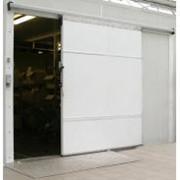 Откатная дверь для холодильной камеры - тип ОД-1400.2200/02-100-Н фото