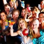 Организация корпоративных вечеров, день рождения фирмы фото