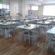 Мебель школьная, Школьные столовые фото