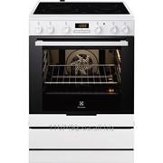 Кухонная плита Electrolux EKC6430AOW фото