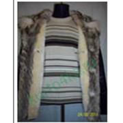 Замена подкладки в кожаной куртке, замена меховых отделок, вставка кож. и меховых отделок в шубы, дубленки, куртки, Киев фото