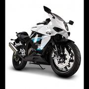 Мотоциклы спортбайки HYOSUNG фото