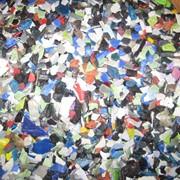 Дробление отходов полимеров фото