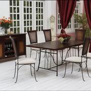 Дизайн интерьеров, мебель кованая