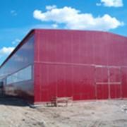 Модули складские и производственные , здания модульные быстровозводимые фото
