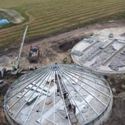 Строительство объектов сельского хозяйства фото