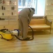 Химчистка мебели на дому по г. Алматы фото