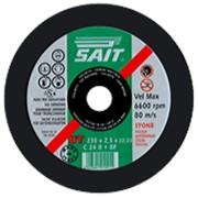 Круги отрезные SAIT-DT, SAIT-TM 1 AZ 24 T 230 фото