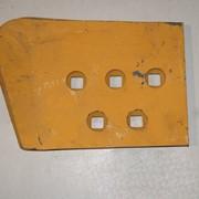Боковой нож отвала левый бульдозера для Shantui SD16 фото