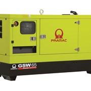 Аренда дизельного генератора Pramac GSW 65P 50 кВт фото