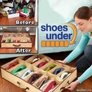 Органайзер для обуви Shoes Unde фото