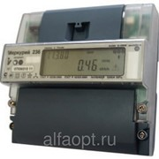 Меркурий 236 ART-01 RS Счетчик электроэнергии трехфазный , активно/реактивный фото
