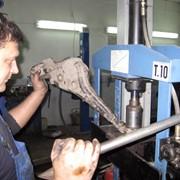 Диагностика и ремонт ходовой двигателя фото