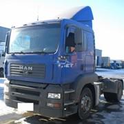 Седельный тягач MAN TGA 19.390 фото