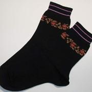 Стрейчевые женские носки, носки женские платировка, спортивные женские носки, махровые носки от производителя фото