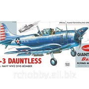 Модель Douglas SBD-3 Dauntless