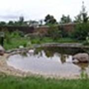 Строительство водоёмов фото