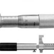 Нутромер микрометричесикй прецизионный с твердосплавными измерительными поверхностями фото