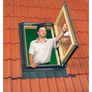 Распашное термоизоляционное окно FW фотография