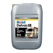 Моторные масла Mobil DELVAC 1 5W-40 фото