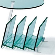 Стеклянная мебель фото