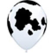 Шелкография11 Пятна Корова White Q фото