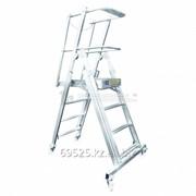 Телескопическая лестница-платформа ТЛП - 1,6-2,5 фото