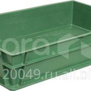 Пластиковый ящик 740х460х145 Арт.404-2 фото