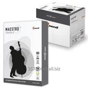 Бумага офисная А4 Maestro Standard, 500 листов фото