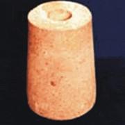 Изделия огнеупорные для шиберных затворов сталеразливочных ковшей (безобж.) ТУУ 322-7-00190503-088-96 фото