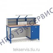 Стол паяльщика МСП-2 исп 4, аналог СП-02-04 фото