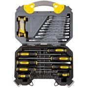 Набор инструментов Stayer Profi универсальный, высококачественная CRV сталь, хромированное покрытие, 26 пред Код:27710-H26 фото