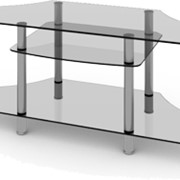 Мебель из стекла «Аэро» фото