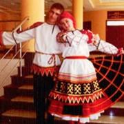 Народные костюмы. фото