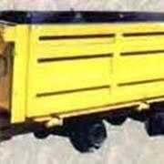 Вагонетка шахтная ВБ 4,0(у)-750 фото