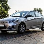 Прокат авто Hyundai Accent фото