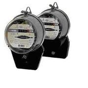 Электросчётчик индукционный однофазный фото