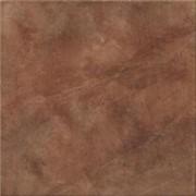 КЕРАМИН Ибица 3 Керамогранит 400х400х8мм глазурованный коричневый