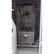 Трансформатор ТМГ 63/6/0,4 2012 г. фото