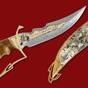 Нож Корсары 372*210*43*4,3 фото