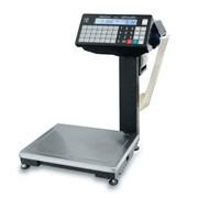 ВПМ-Ф1 печатающие фасовочные весы с устройством подмотки ленты (6кг, 15кг, 32 кг) фото