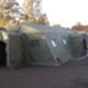 Палатка Медицинская фото