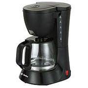Кофеварка DELTA DL-8155 черный фото