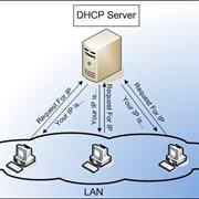 Настройка DHCP сервера
