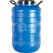 Пластиковая бочка 40 литров Арт.БПЗ 40